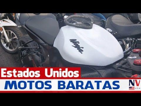 MOTOS: Preço de Motos BARATAS nos Estados Unidos - Kawasa...