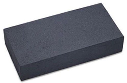 Charcoal Block 5-1/2 X 2-3/4 X 1-1/4 - SOL-480.00. Will last 3 to 5 times as long as soft charcoal. It also has better heat retention, giving the user the desired reflective heat to solder faster and easier with better flow. Measures 5-1/2in. x 2-3/4in. x 1-1/4in. Our premium blocks are wrapped in PVC eliminating the mess often associated with charcoal. Ideal for jewelry and crafts that require soldering; great for platinum. Made of charcoal and hardwood. Wrapped in PVC and...