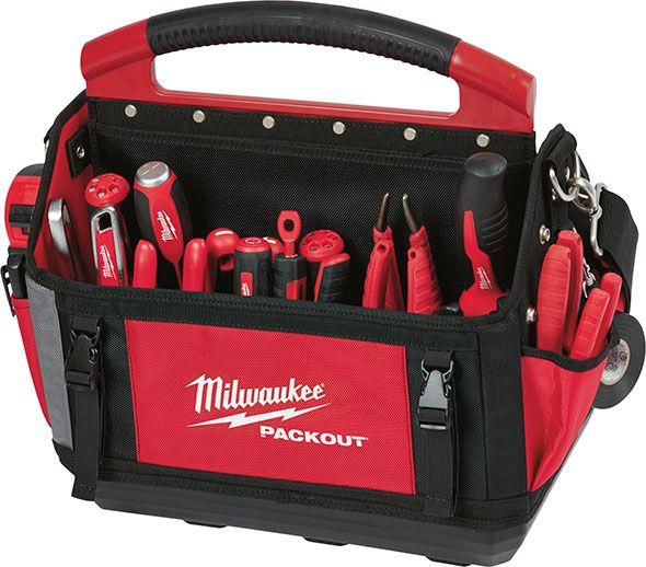 Milwaukee Packout Medium Tool Bag In 2019 Tote