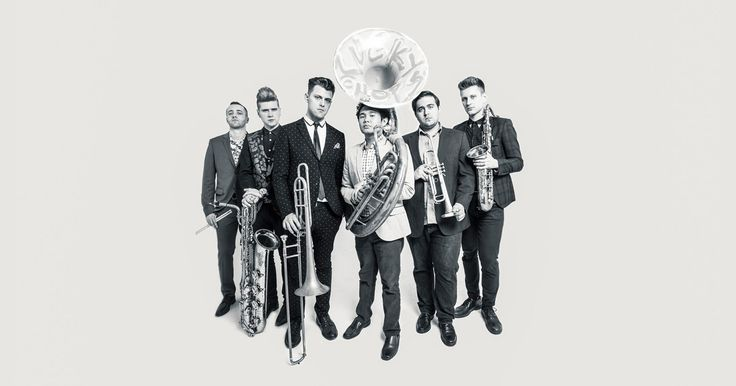 Lucky Chops – NYC's official #boybandbrassband