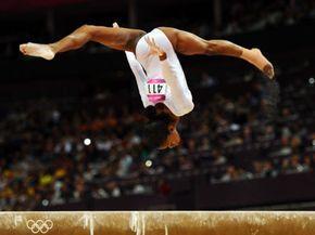 I got: Beam!! What Gymnastics Event Are You?