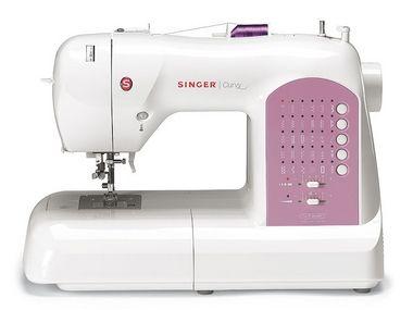 SINGER Computer-Nähmaschine Curvy 8763