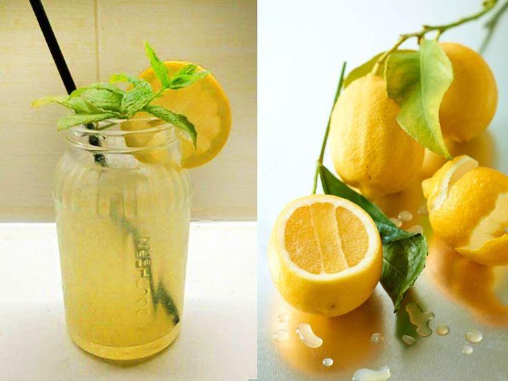 Δροσερή & Εύκολη Σπιτική Λεμονάδα