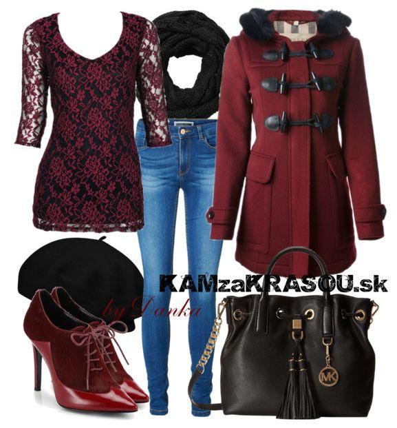 Pre milovníčky bordovej - KAMzaKRÁSOU.sk #kamzakrasou #sexi #love #jeans #clothes #coat #shoes #fashion #style #outfit #heels #bags #treasure #blouses #dress