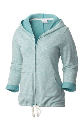 Columbia Emerald Sea Heather Wear It Everywhere8482 Hoodie