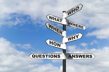 Questions for your mortgage broker...  mortgages can be confusing!