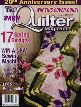 The Quilter Magazine - mar 2009