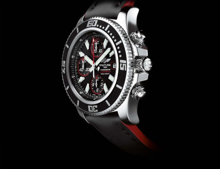 Superocean Chronograph II - Breitling - Instruments for Professionals