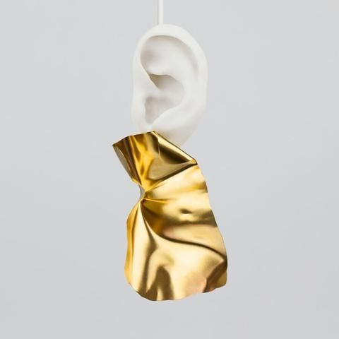 Bjørg Jewellery YOU WERE CLEAR AND CALM earrings