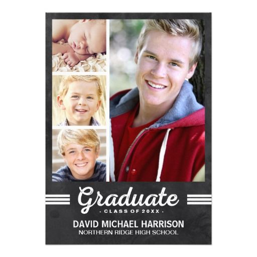 Best Unique Graduation Invitations Images On   Grad