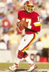 Doug Williams - Redskins - MVP Super Bowl XXII - Happy 25th Anniversary to Doug Williams - 1st black QB to win Superbowl!