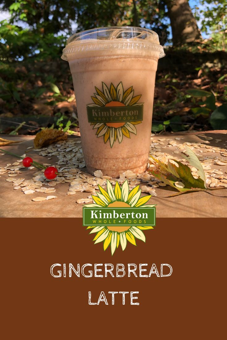 Café and Prepared Foods Whole food recipes, Gingerbread