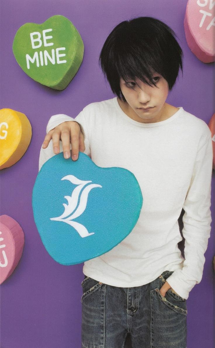 Kenichi Matsuyama- this is adorable beyond words!