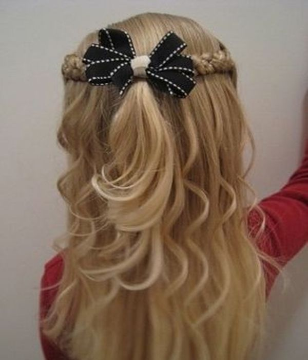 Hairstyle Ideas For Little Girls
