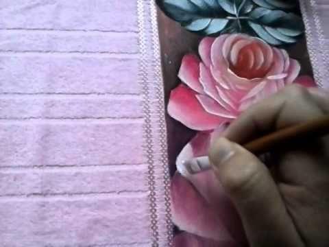 Pintando Rosas,OUTRAS PINTURAS AMEI