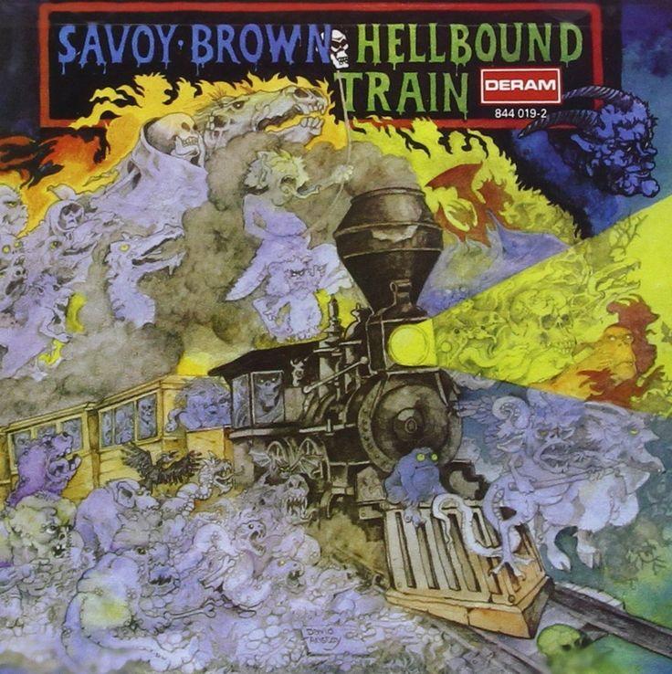Hellbound Train - Savoy Brown, CD (SHM)