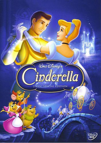 """""""Cinderellie, Cinderellie!"""""""