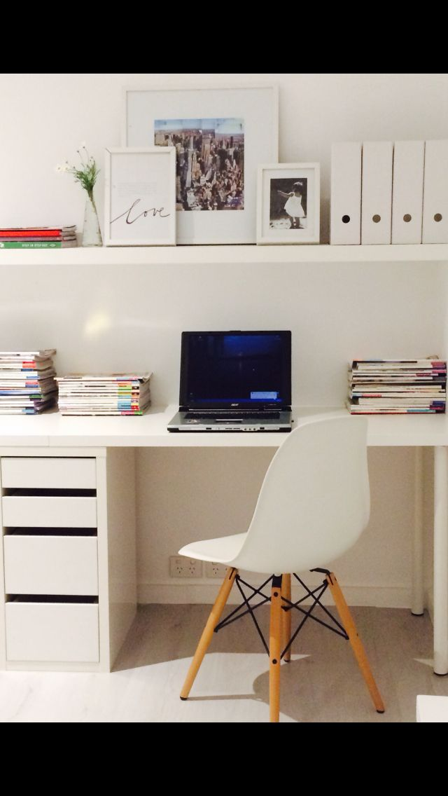 Just another day in the white office dreaming up ideas for new stool designs.... Surrounded by my inspiration eames chair and newly completed lime washed floors.... And ikea, oh how I love my new desk....Heaven x