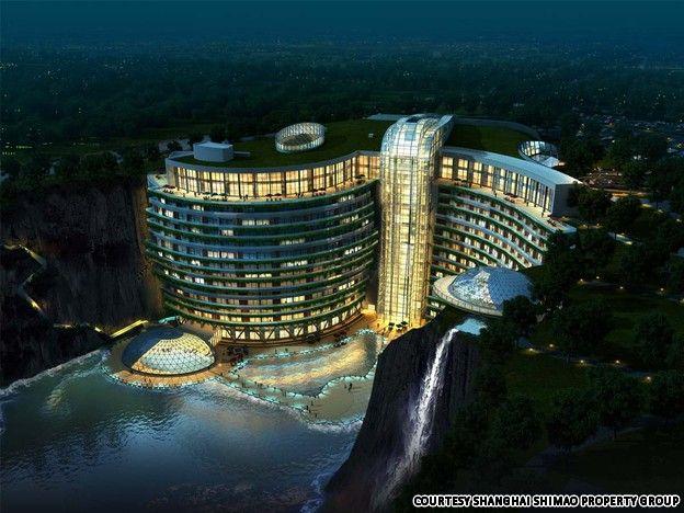 Perfect InterContinental Shimao Shanghai Wonderland Shanghai Shimao Property Group