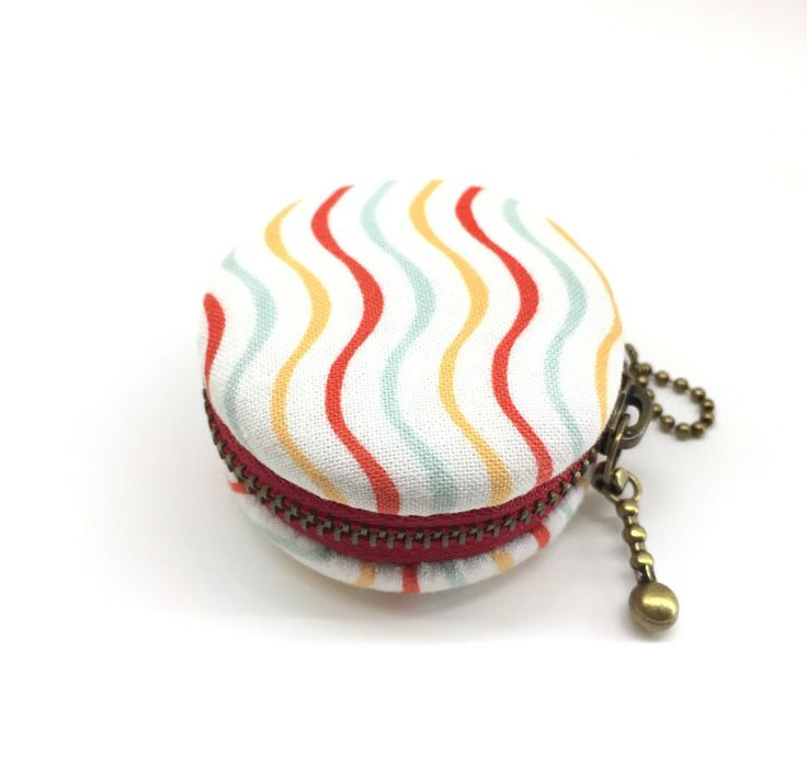 A personal favorite from my Etsy shop https://www.etsy.com/listing/478285368/5-cm-macaron-coin-purse-jewelry-case