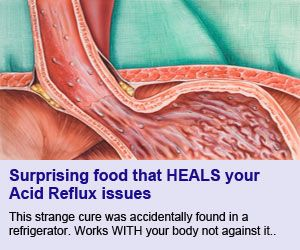 Alkaline-forming foods prevent acid reflux, heartburn, GERD and Barrett's Esophagus