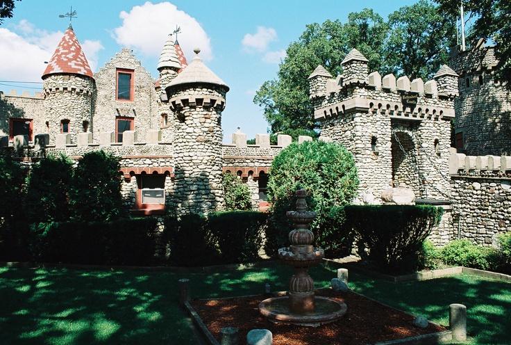 The Bettendorf Castle Fox River Grove Illinois I Used