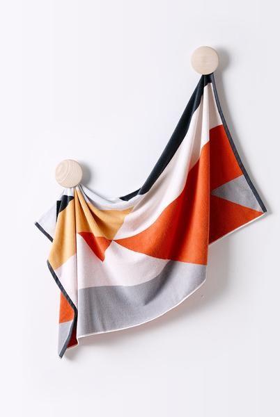 SPICE Luxury Bath Towel by Sunday Minx