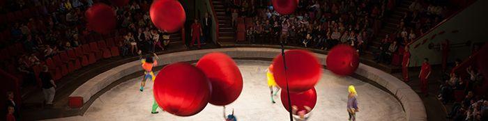 Cirque d'hiver - Saint-Petersbourg - Russie