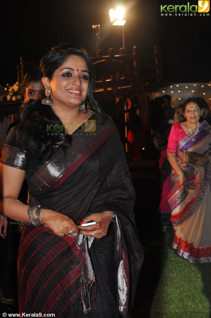 kavya madhavan at ann augustine reception
