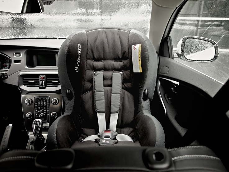 Rear facing toddler seat | My V40