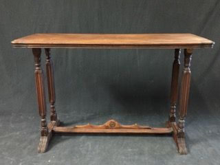 Awesome Antique Hallway Table