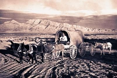 Oregon Trail. I would like to create a collection of photos showing different aspects of historic events or time periods. No better way to make it real to the students.