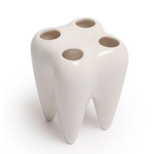Stojak na szczoteczki do zębów Tooth stand - Fabryka Form