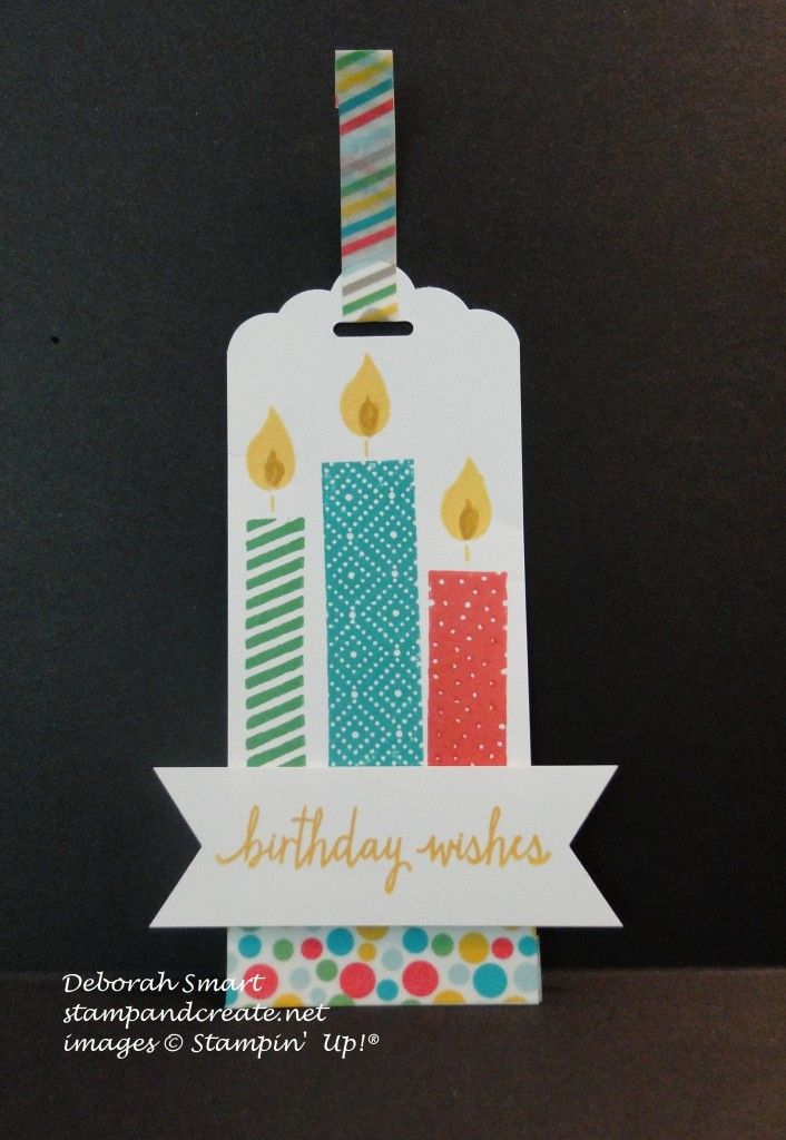 Build a birthday tag. full details on my blog post http://stampandcreate.net/creation-station-blog-tour-new-products-for-the-guys/