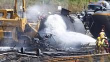 Ottawa urged to look beyond oil in emergency response plans