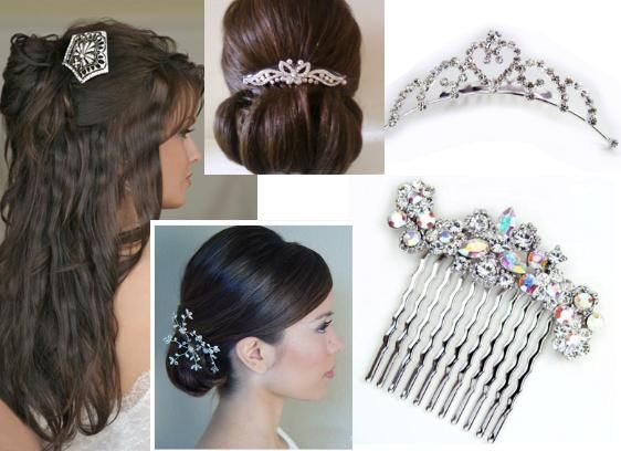 hair comb styles 60 best images about hair styles for wedding on 4408 | 0e42235742aedcf4408a8d8f9d425771 wedding hair combs wedding hair styles