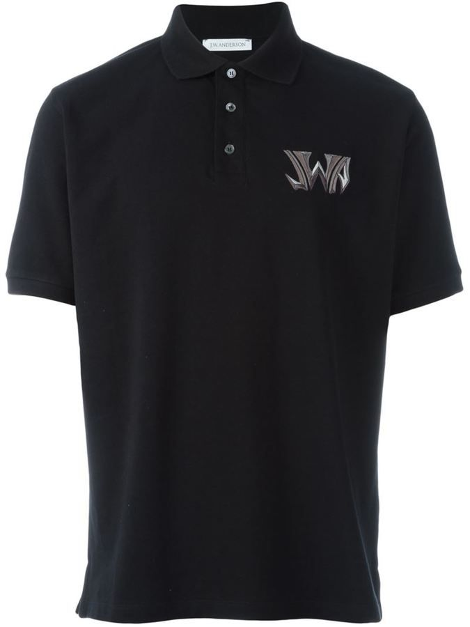 J.W.Anderson new logo polo shirt