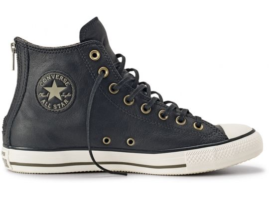 CT AS BACK ZIP LEATHER HI - CT3871001
