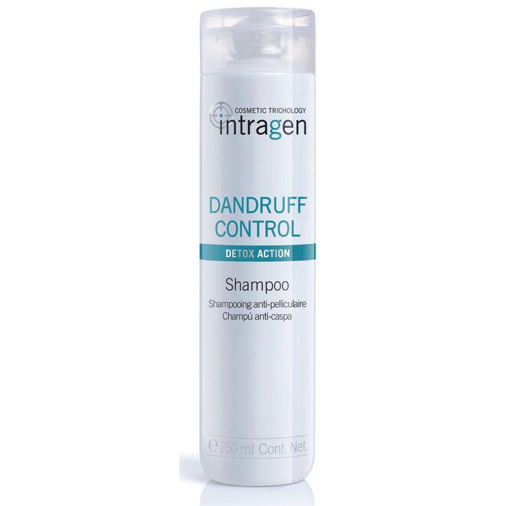 Intragen Dandruff Control Shampoo 250ml.