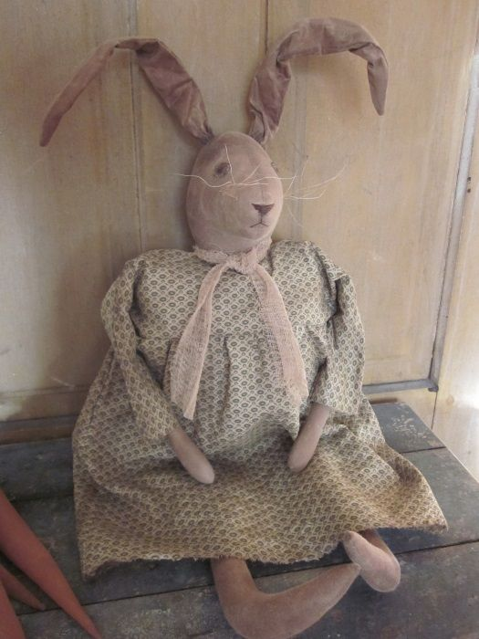 Country at Heart - Hand-Crafted Primitive Dolls, Folk Art, Christmas and Halloween