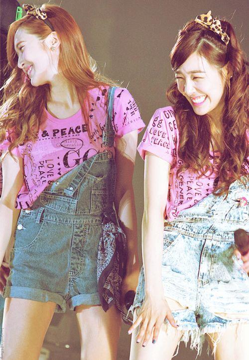 SNSD Tiffany Jessica Girls Generation Nagoya 3rd japan tour