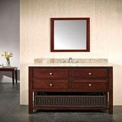 Photo Image Shop for OVE Decors Dakota inch Single Sink Bathroom Vanity with Granite Top