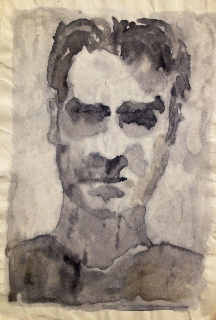 Portraits og people I don't know.