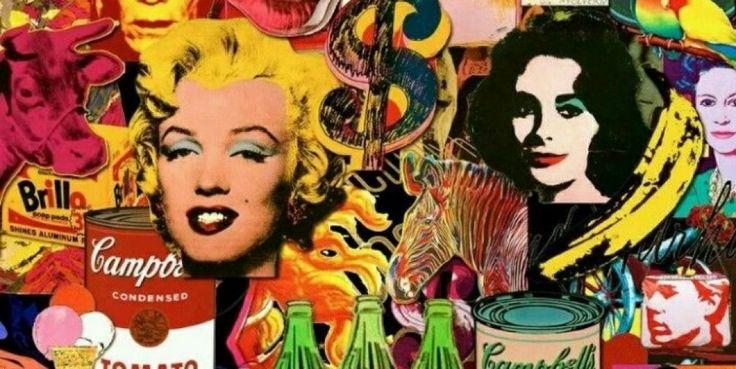 La mostra di Andy Warhol a Roma
