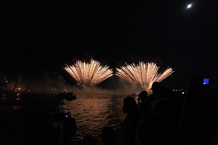 Armata fireworks!