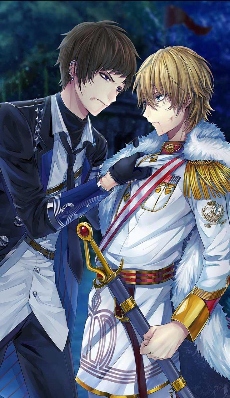 イケメン革命 シリウス & ランスロット Sirius & Lancelot