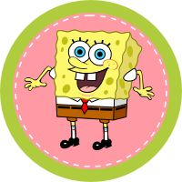 Best Gift Ideas Blog: Spongebob Squarepants Cake Topper