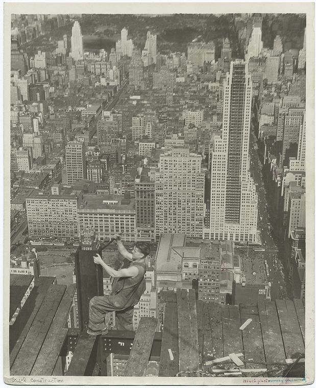 ARCHITECTURE – 24 Jaw-Dropping Photos Of The Construction Of The Empire State Building