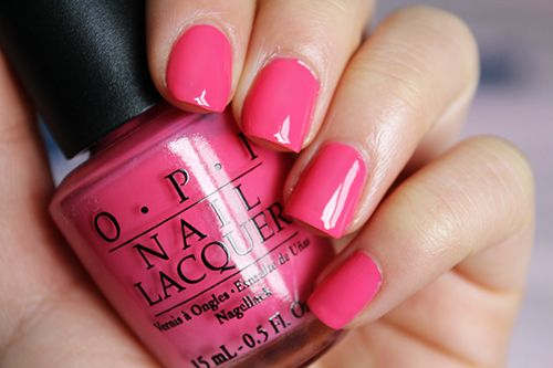 OPI That's HOT Pink