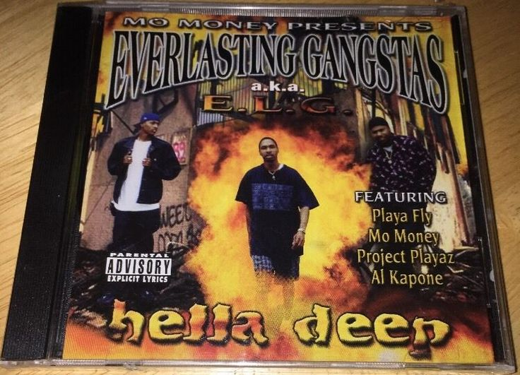 New Hella Deep by Everlasting Gangsta CD 2000 Al Kapone PLAYA Fly | eBay